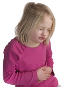 Заболевание желудка у детей