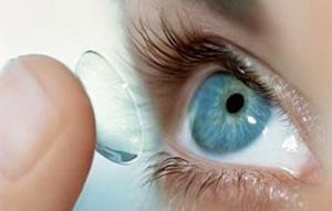 Как перейти с очков на контактные линзы?