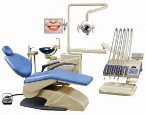 Виды стоматологического оборудования